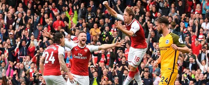 04/05/2019 Arsenal vs BrightonPremier League