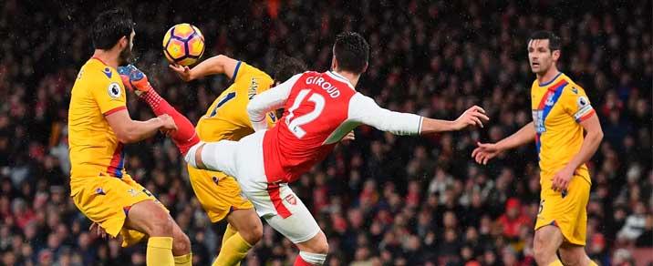 21/04/2019 Arsenal vs Crystal PalacePremier League