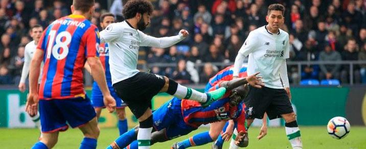 19/01/2019 Liverpool vs Crystal PalacePremier League