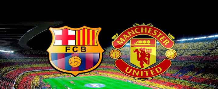 16/04/2019 FC Barcelona vs Manchester UnitedChampions League